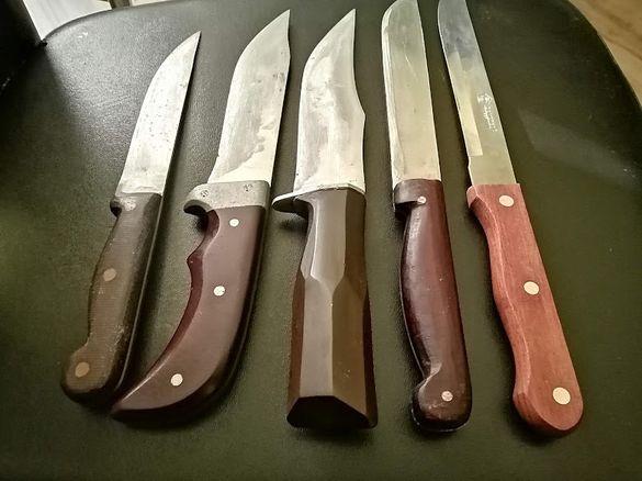 Ловни ножове-ръчна българска изработка.