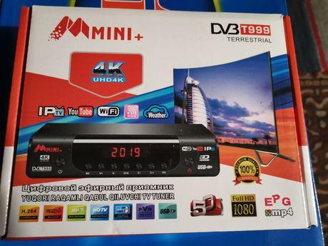 Декодер за цифрова ефирна телевизия