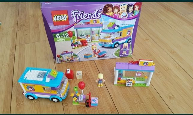 Lego Friends Distribuirea cadourilor în Heartlake