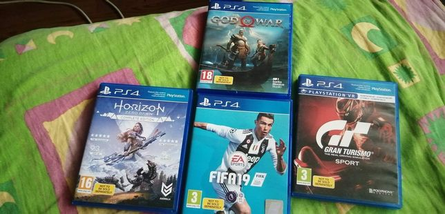 Jocuri PlayStation4