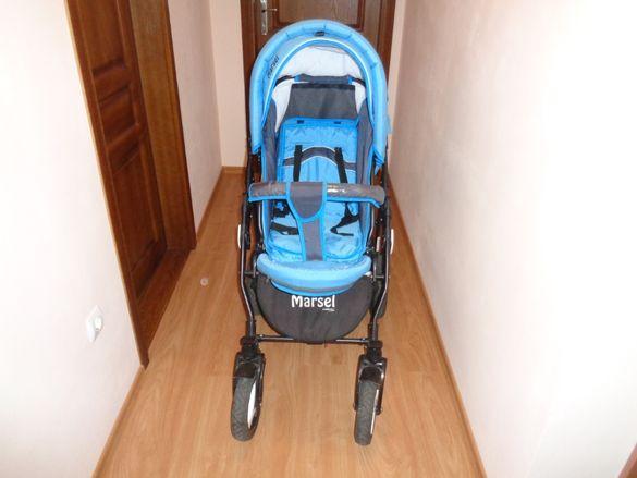 Детска количка - Марсел / Adbor Marsel