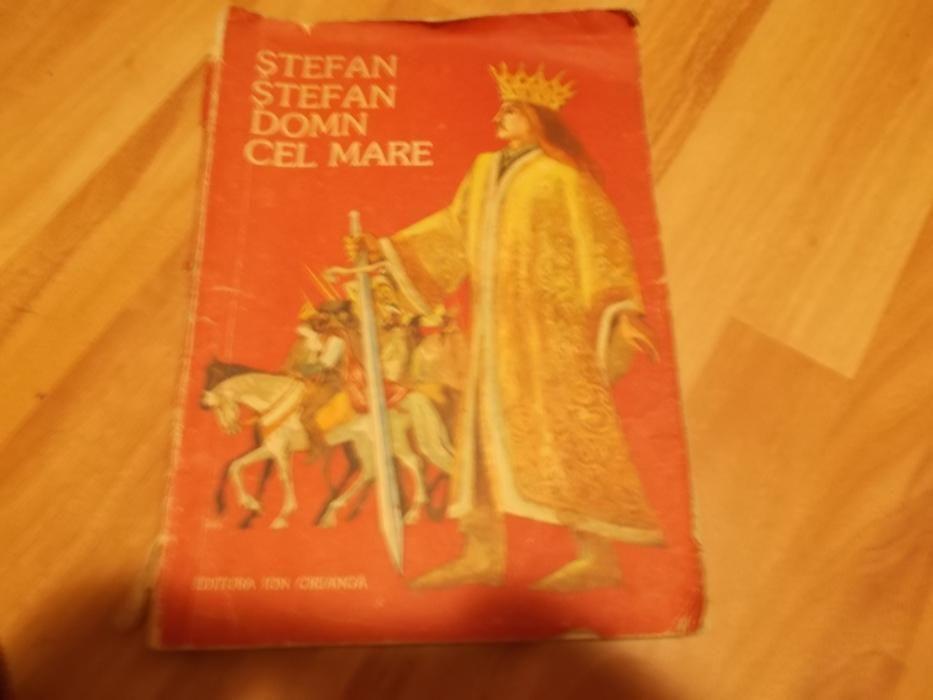 Stefan Stefan Domn Cel Mare - Constantin Bostan