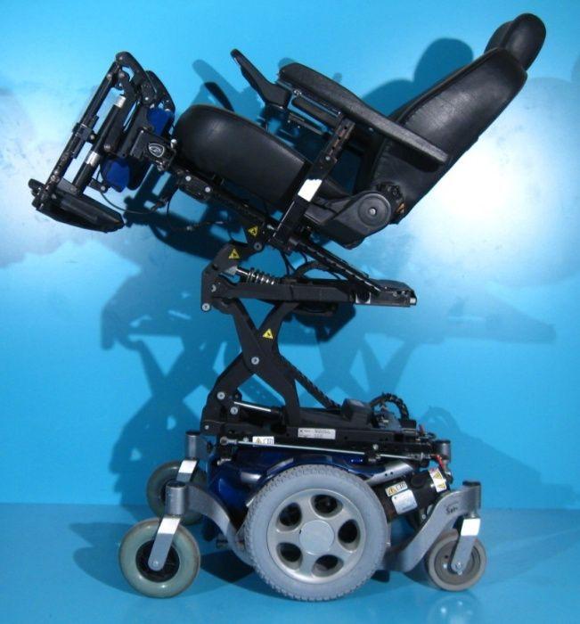 Carucior electric - fotoliu rulant batrani/handicap Quickie