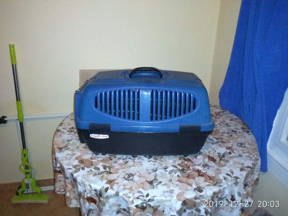 Маркова транспортна кутия за коте или куче Raggio di Sole