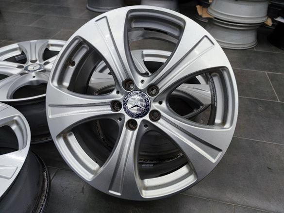 Джанти 18 - 5х112 - Mercedes GLC