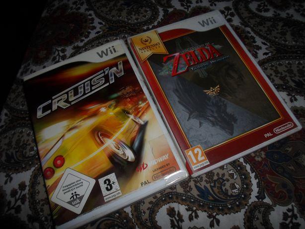 Joc Legend Of Zelda Twilight Princess nintendo wii