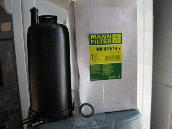 горивен филтър за ивеко