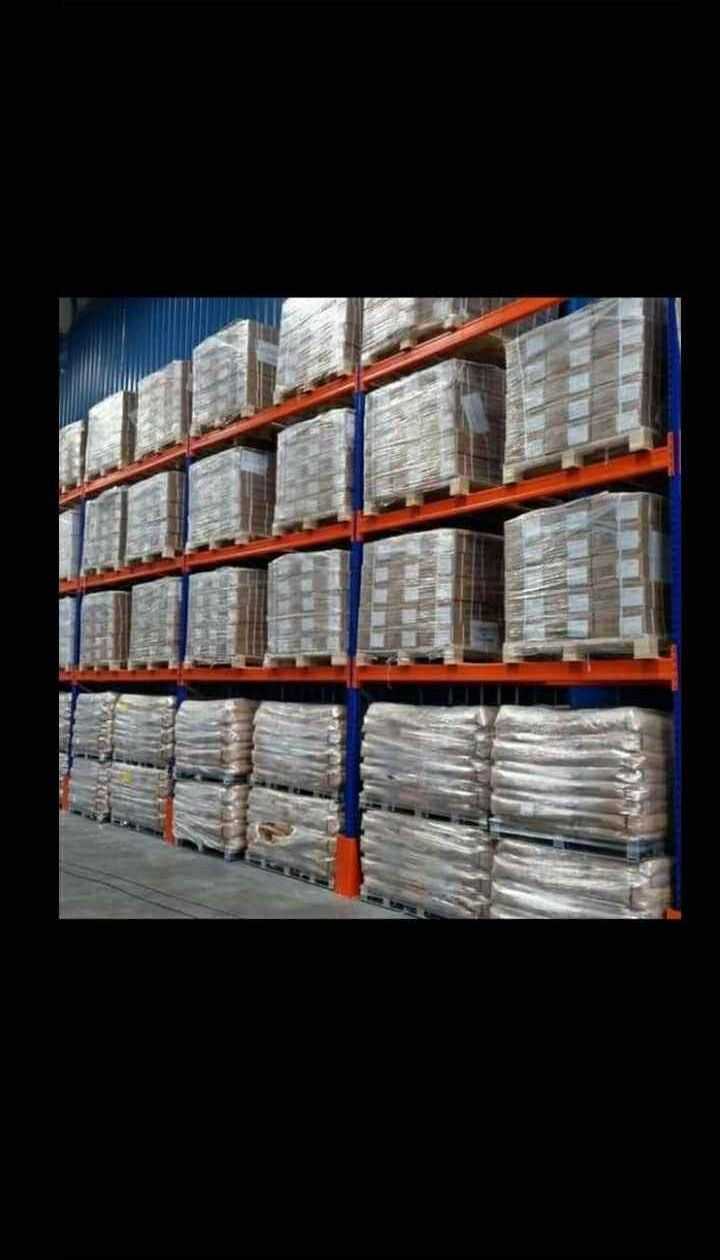 Rafturi metalice paleți depozitare 133x534.465