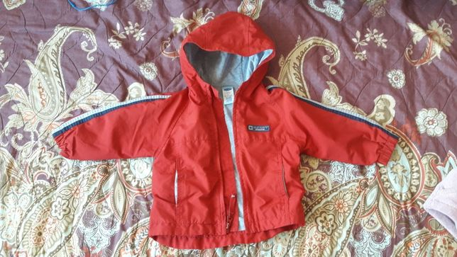Куртка ветровка, 12-18 мес, мальчику либо девочке