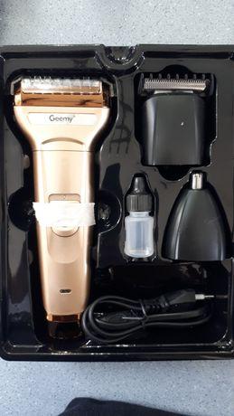 Машинка для стрижек волос, бритья и окантовки бороды,чистка носа, ушей