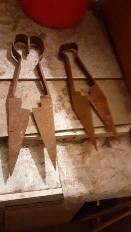 Стари ножици за постригване на животни-7 лв