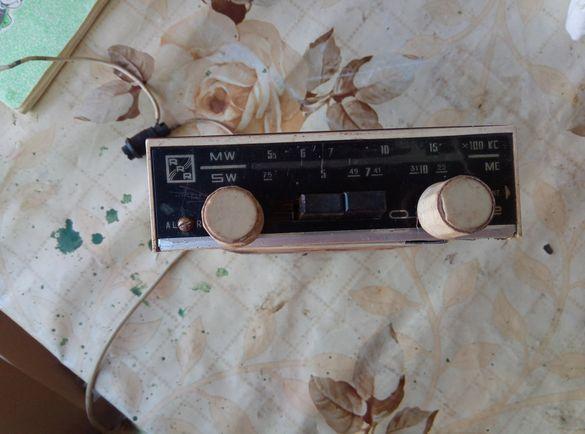 Ретро Радио  за кола