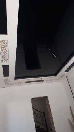 Натяжные потолки 1500