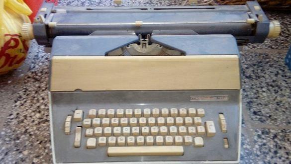 Стара електрона пишешта машина