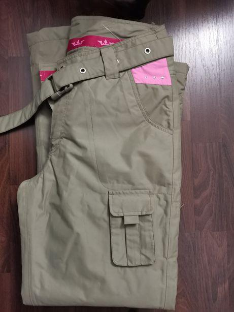 Pantaloni ski dama cu sistem Recco produs NOU