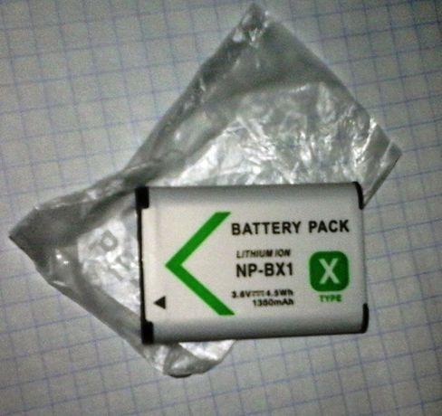 Aккумулятор NP-BX1 для фотоаппарата Sony