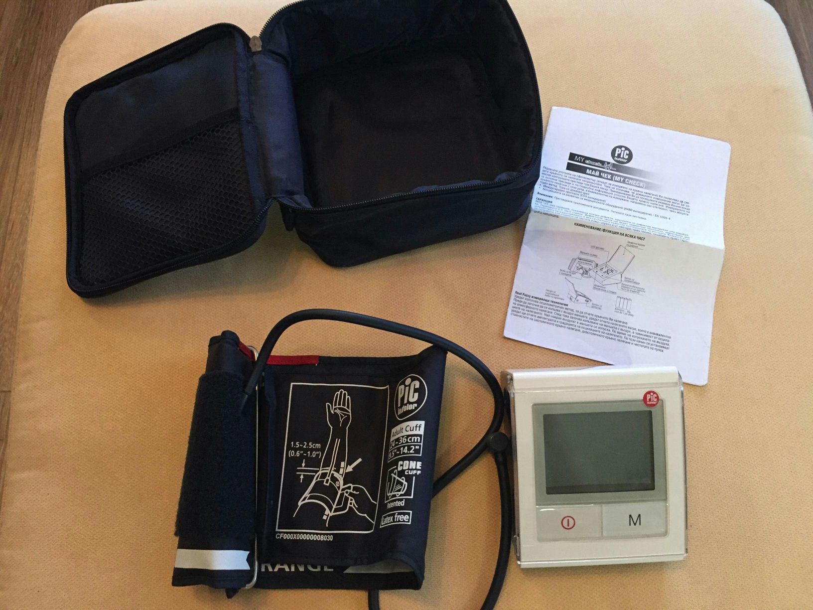 Апарат за кръвно налягане Pic