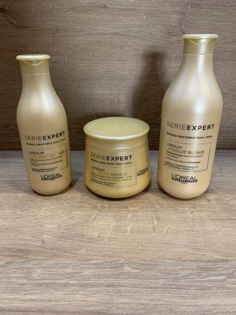 Професионални продукти за коса L'Oréal