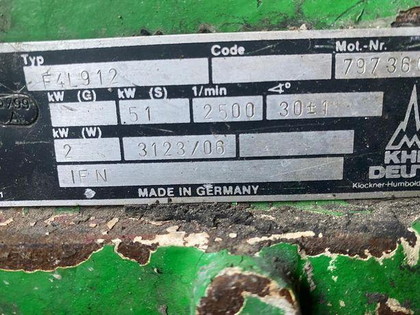 Motor Deutz F4L 912