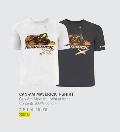 Фланелка CAN-AM Maverick Маверик , размер М