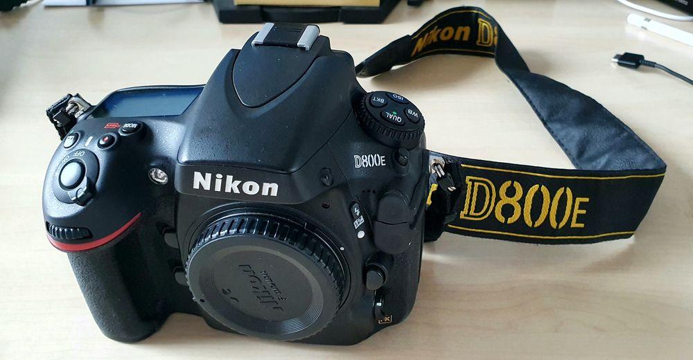 Nikon D800E body - 11.428 cadre in perfecta stare de functionare Bucuresti - imagine 1