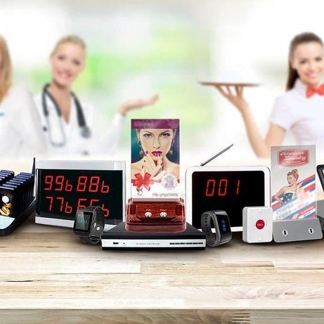 Кнопки вызова персонала,  официанта,  медсестры