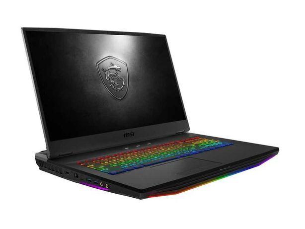 Игровой ноутбук MSI Titan GT76, RTX2070