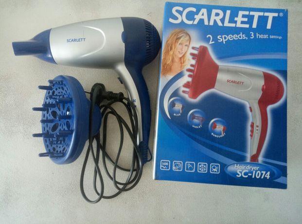 Фен для волос SCARLETT
