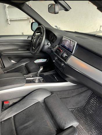 BMW X5 3.5 на части