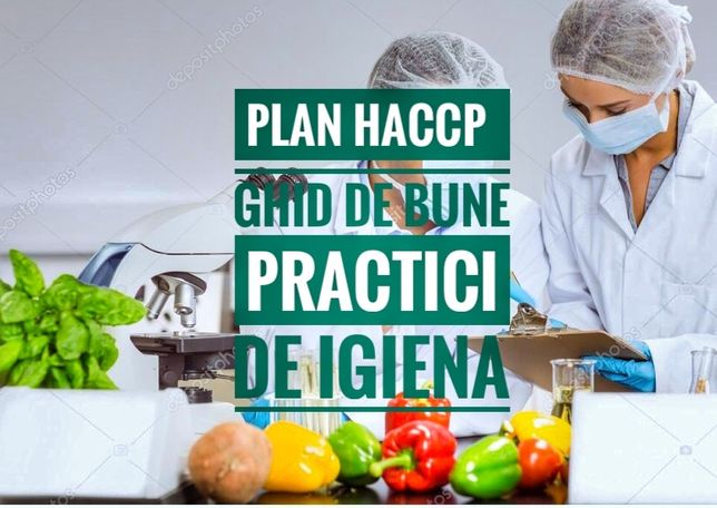 Plan HACCP - Ghid de bune practici de igiena
