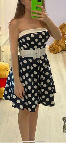 Къса рокля Fervente
