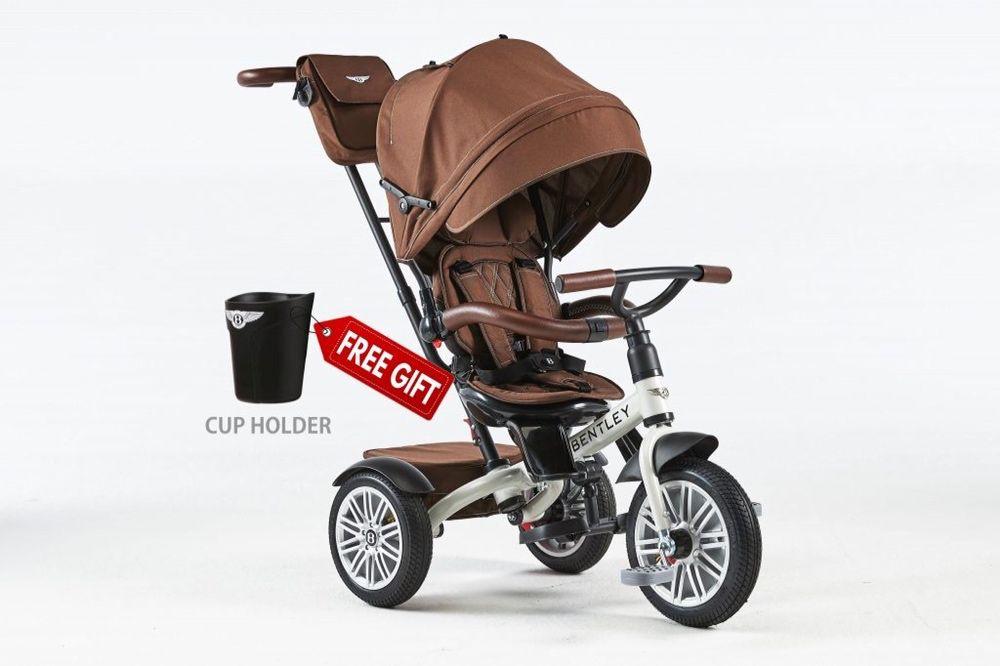 Carucior copii 6 in 1 BENTLEY, tricicleta, bicicleta Domnesti - imagine 1