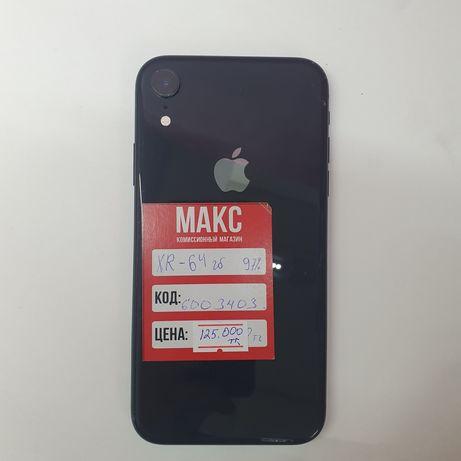"""IPhone Xr 64gb, в хорошем сост. Магазин """"Макс"""""""