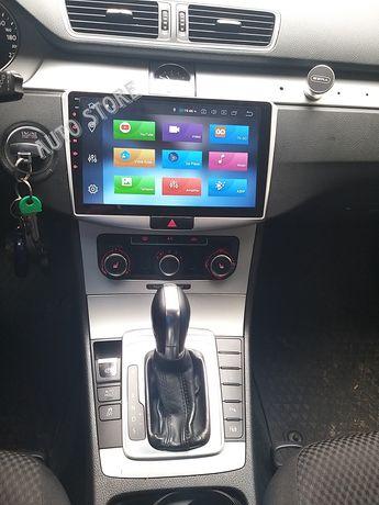 Супер ЦЕНА ! Мултимедия навигация за VW passat B6 B7 ANDROID 10.1 Inch