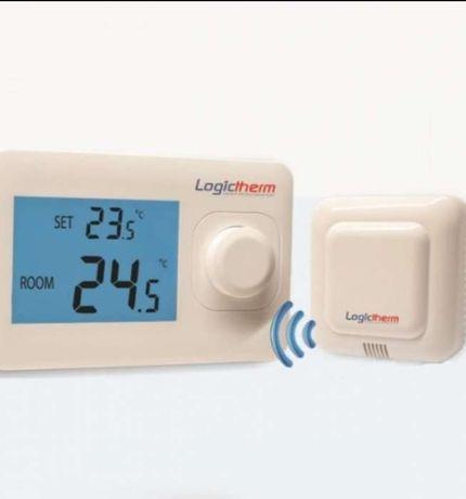 Termostat Logictherm R3-RF centrală termica
