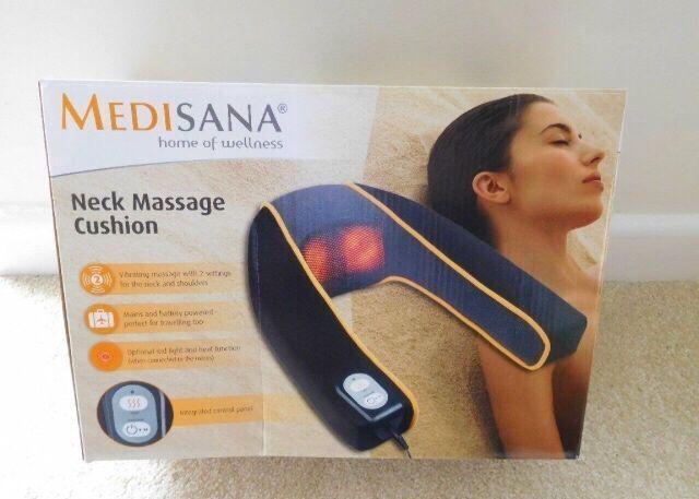 Aparat de masaj pentru gat Medisana