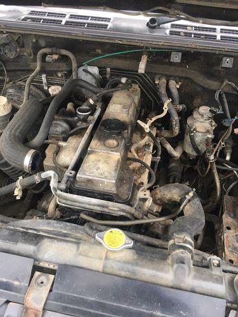 Motor Mitshubishi Pajero 2.8