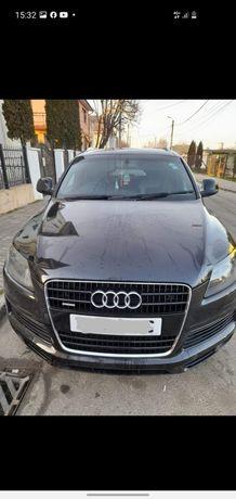 Dezmembrez Audi Q7 3.0 tdi V6 COD motor CAS CASA an 2009 240cp  S-LINE