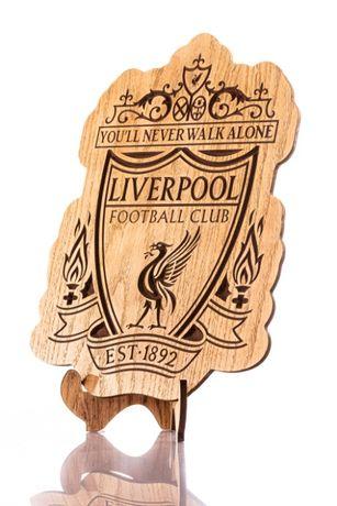 Дърворезба на Футболен Отбор. Лого. Емблема. Футбол