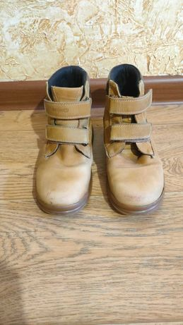 Ботинки деми для мальчика Geox 34 размер