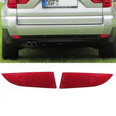 BMW E83 Рефлектор задна броня светлоотразител сериа X3 бмв ляв десен