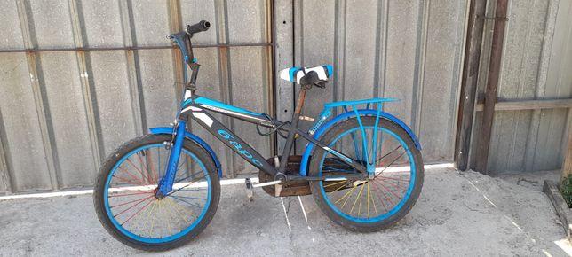 Велосипед.   БАРС