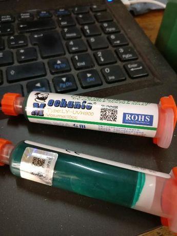 Mechanic UV Solder Resist PCB UV curable solder mast Green UV Fluxes O