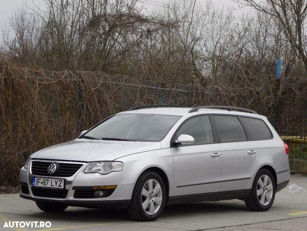 VW Passat Highline Fab. 2006 EURO 4, 2.0 TDI 140CP, 6+1 viteze