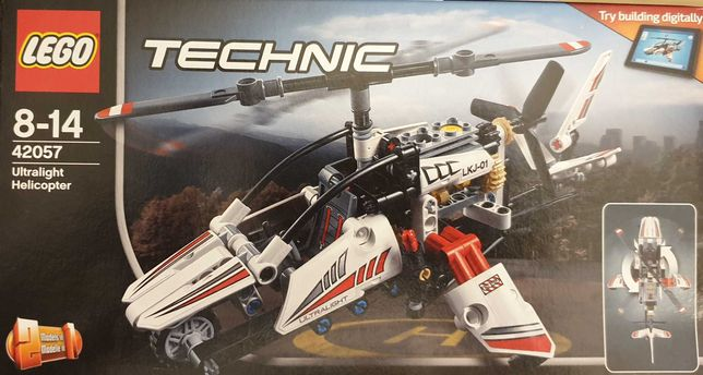 Vand lego technic elicopter 42057