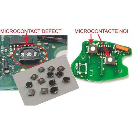 reparatii telecomenzi auto-chei cu cip-carcase-copiere chei casa/auto