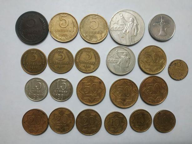 Продам разн монеты