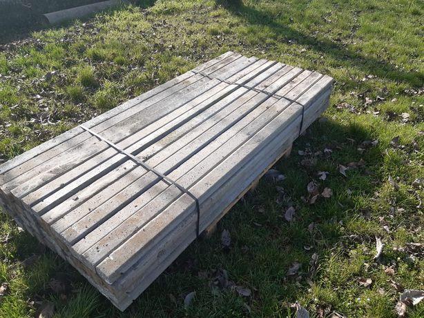 Stâlpi gard beton/spalieri
