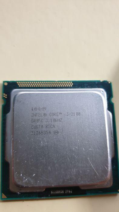 Procesor Intel i3 2100 3.1Ghz 3MB cash