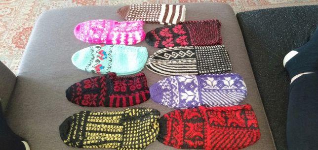 Papuci de casa hand made